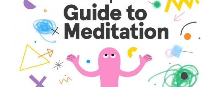 guia headspace para meditação netflix