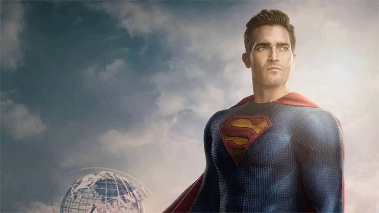 superman and lois the cw netflix