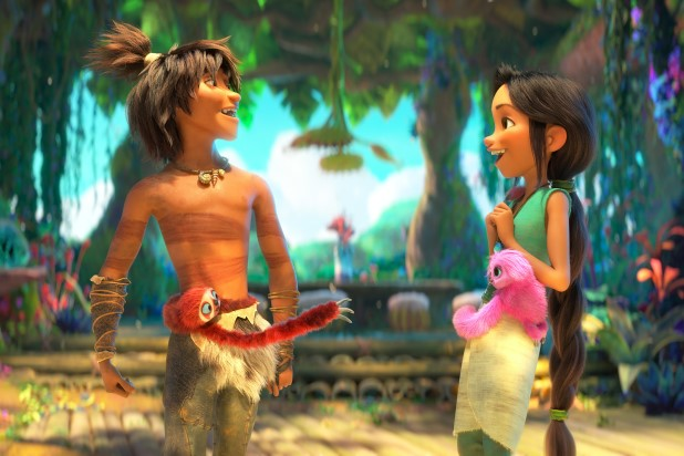 the croods the new age