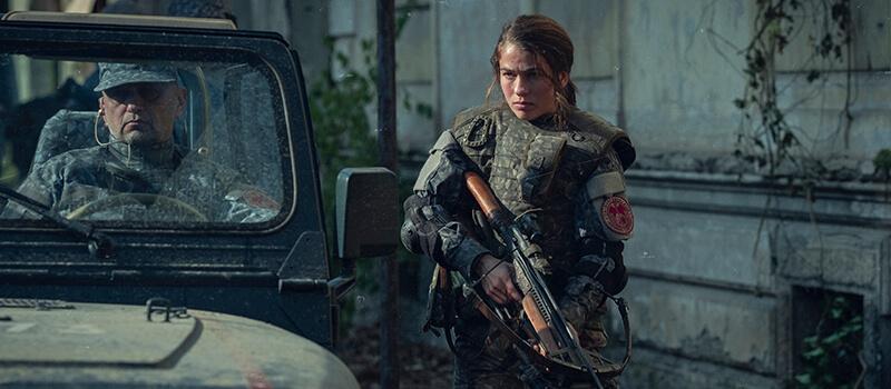 tribos da Europa estão vindo para a Netflix em fevereiro de 2021