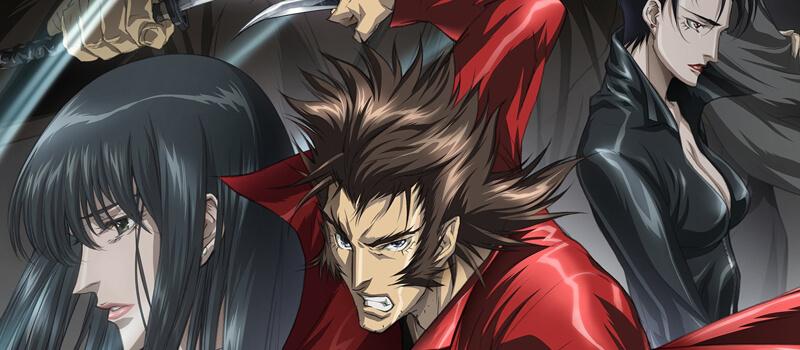 série de anime xmen chegando ao netflix