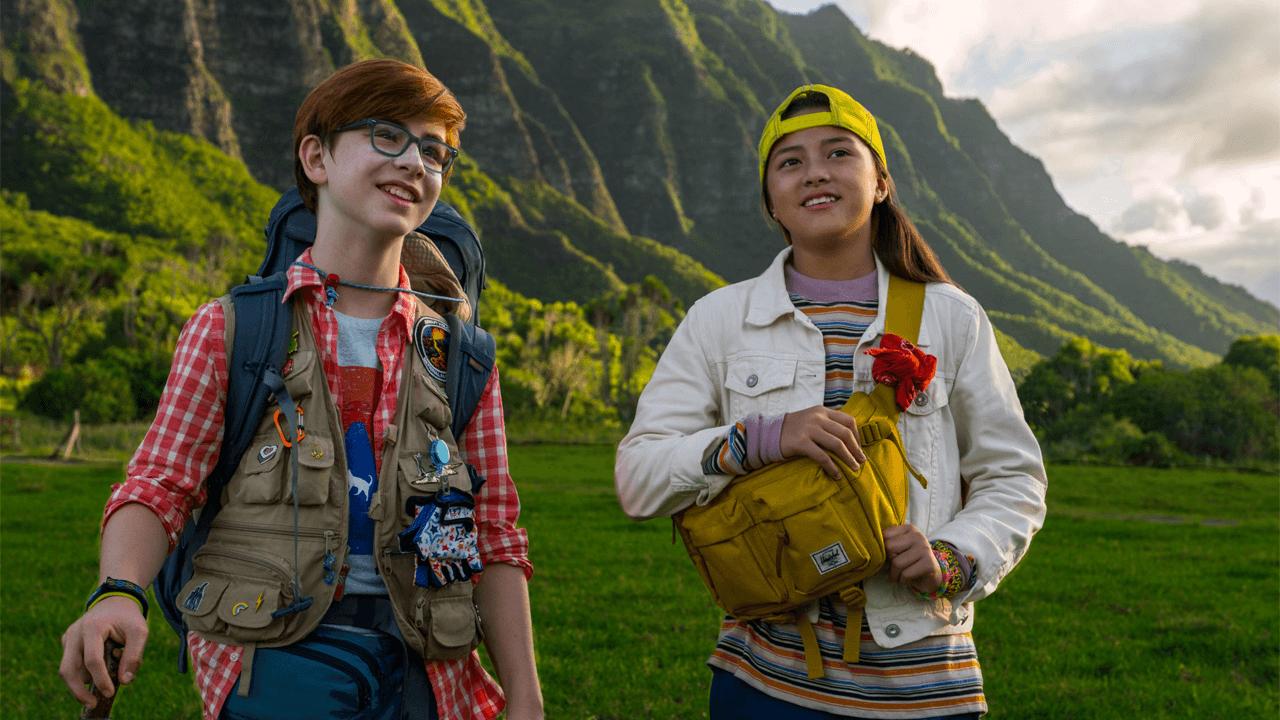 Netflix Family Adventure Encontre o trailer do elenco do enredo de Ohana e a data de lançamento do netflix, kea peahu