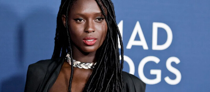 Jodie Turner Smith elenco da origem do sangue de Bruxo