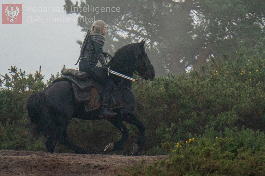 novo cavalo, o bruxo, 2ª temporada