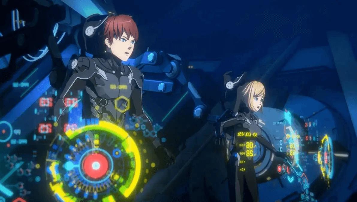 Netflix anime pacific rim the black season 1 chegando ao Netflix em março de 2021 screenshot
