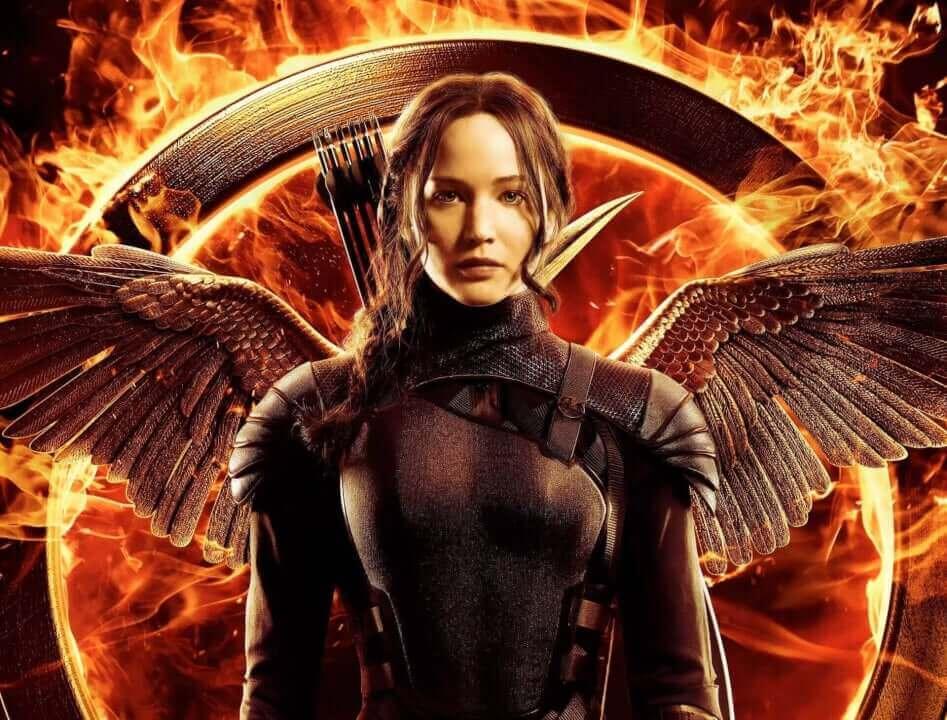 The Hunger Games Netflix 2018