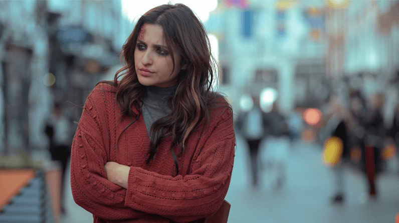 A adaptação em hindi de Girl on the Train está chegando à Netflix em fevereiro de 2021 parineeti chopra