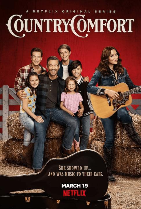 Trailer do elenco da primeira temporada do Netflix Sitcom Country Comfort e pôster da data de lançamento do Netflix