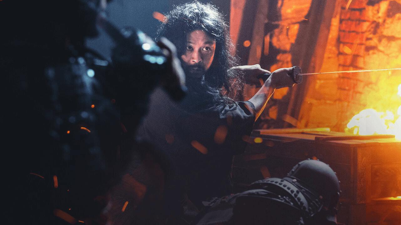 A primeira temporada da Batalha de Samurai pelo Japão chegará ao Netflix em fevereiro de 2021