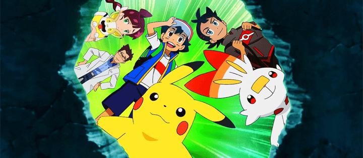 50 principais filmes de anime e séries de TV na Netflix em março de 2021 Pokémon viaja através da série