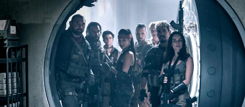exército dos mortos maio 2021 netflix