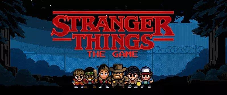 coisas estranhas o videogame