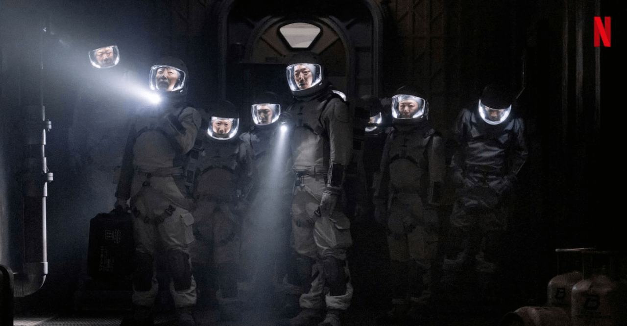 sci fi k drama the silent sea season 1 elenco tudo o que sabemos até agora