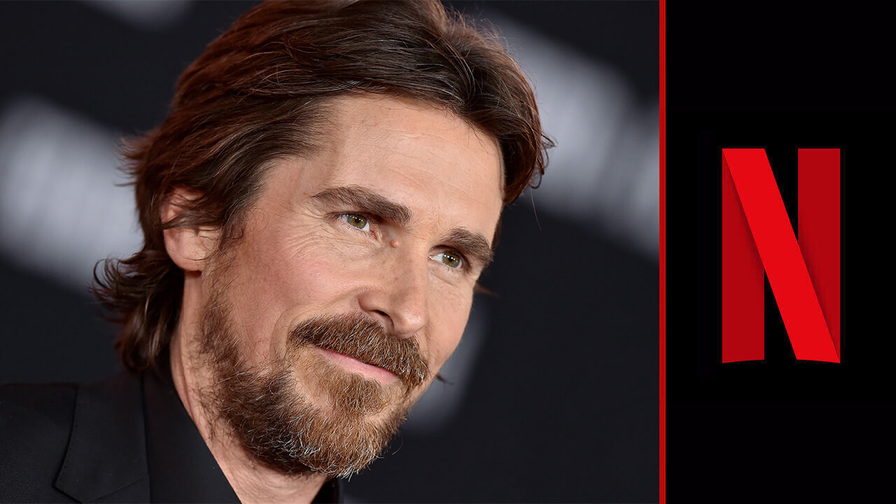 Christian Bale The Light Blue Eye Netflix o que sabemos até agora