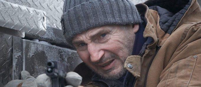 thriller de liam neeson a estrada do gelo está chegando ao nosso netflix