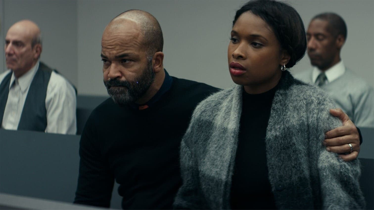 Trailer do elenco do filme de drama legal da Netflix e data de lançamento da netflix jeffrey wright jennifer hudson