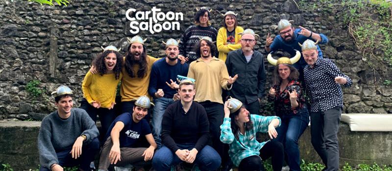 foto de estúdio cartoon saloon