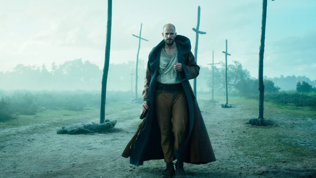 amaldiçoada temporada 2 status de renovação do Netflix Merlin 1