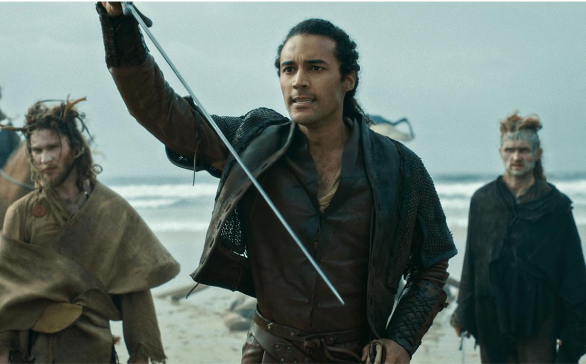 amaldiçoada temporada 2 do status de renovação da Netflix Arthur 2