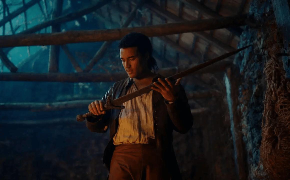 amaldiçoada temporada 2 do status de renovação da Netflix Arthur