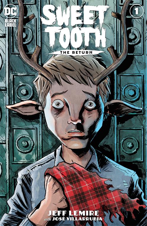 dente doce 1 temporada netflix dc comics cover