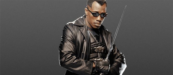 A Netflix está chegando em maio de 2021, Blade Trinity