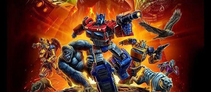 Guerra dos transformadores para a trilogia Cybertron, julho de 2021