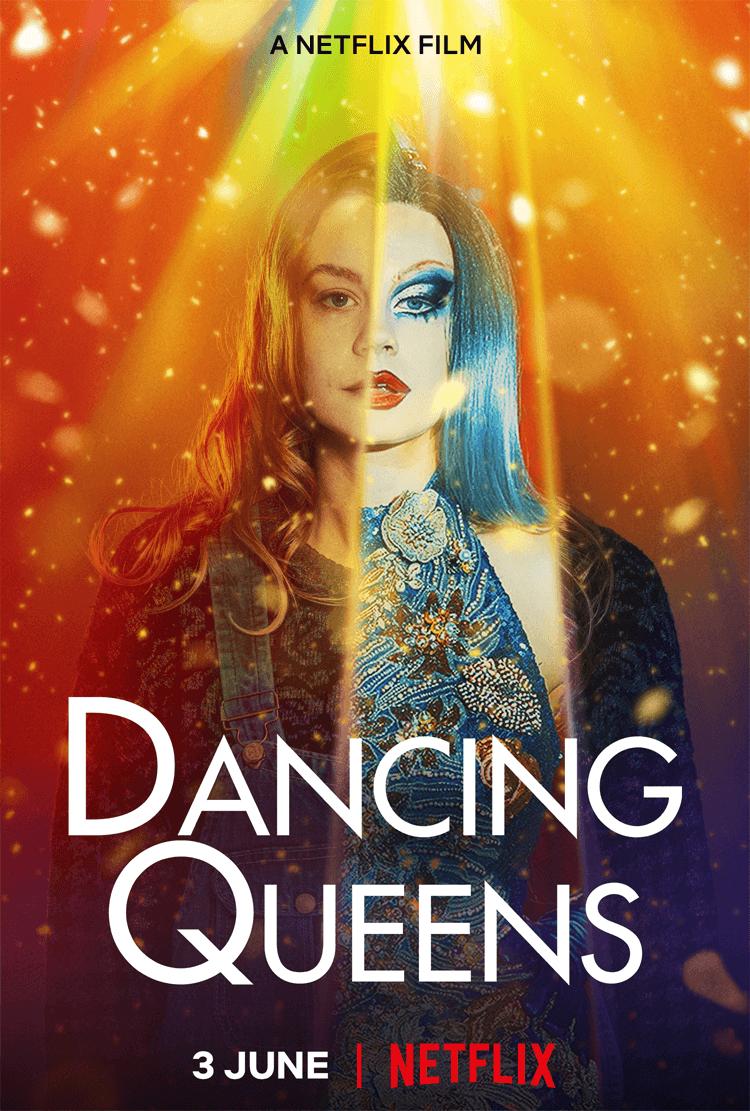 A comédia sueca Dancing Queens está chegando à Netflix em junho de 2021 Pôster da Netflix