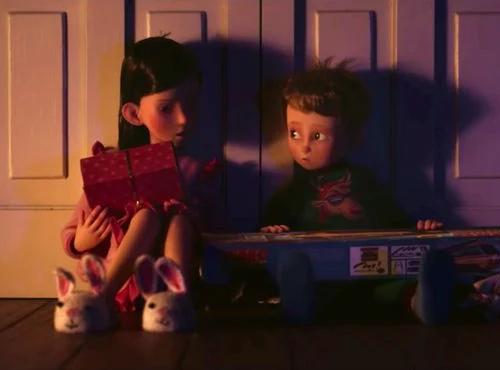Love Death and Robots, Volume 2, Episódio 6, por toda a House and End Explained os presentes do Papai Noel