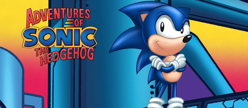aventuras de sonic the hedgehog