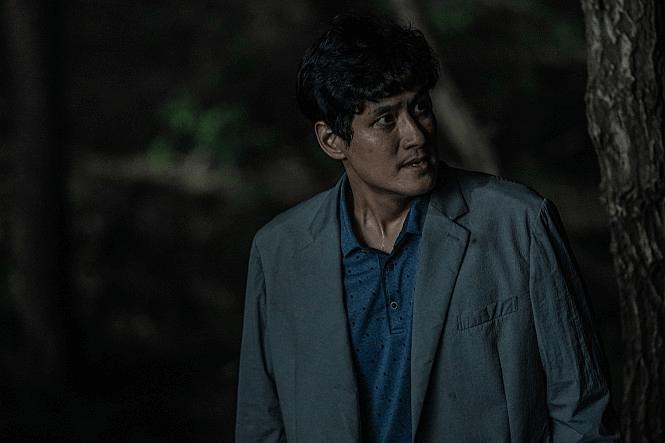 K drama thriller a 8ª noite está chegando à netflix em julho de 2021 imagem estática