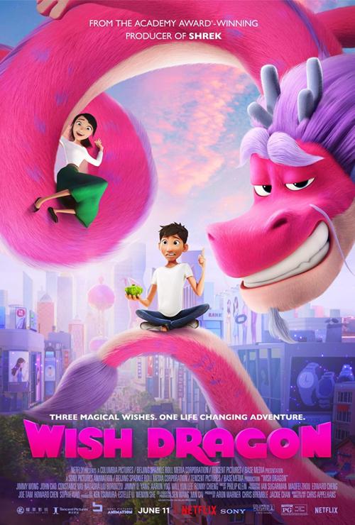aventura animada desejo dragão chega à netflix em julho de 2021 english poster png