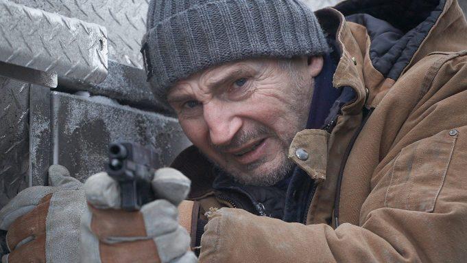 The Ice Road 'será o novo filme de ação de Liam Neeson |  só para ele