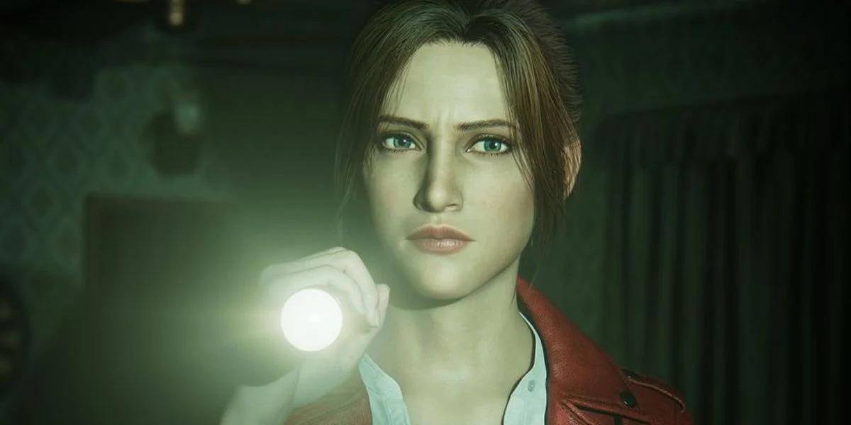 Claire Redfield Resident Evil Infinite Darkness 1ª temporada