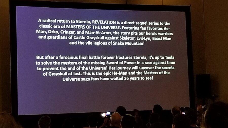consenso de poder para mestres do universo