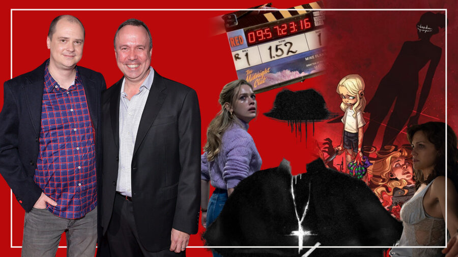 every mike flanagan trevor macy netflix project coming to netflix