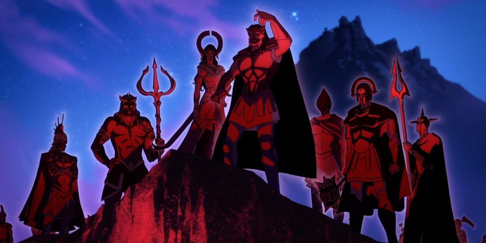 zack snyder crepúsculo dos deuses boz