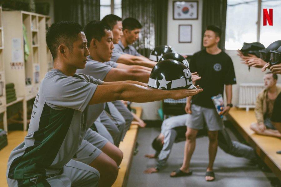 netflix k drama dp season 1 está chegando ao netflix em agosto de 2021 treinamento militar