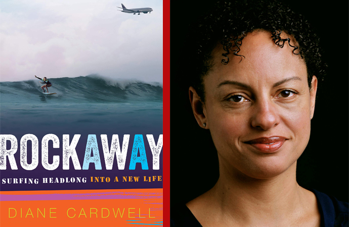 livro rockaway diane cardwell