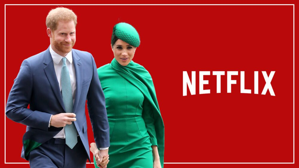 every prince harry and meghan markle project coming soon to netflix