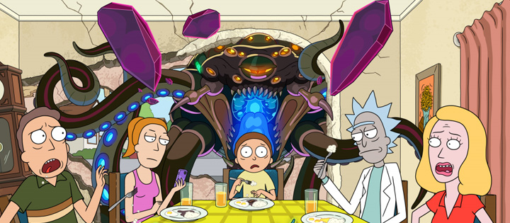 Rick and Morty 5ª temporada