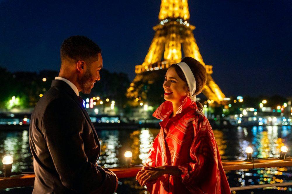 Análise inicial da segunda temporada de Emily In Paris