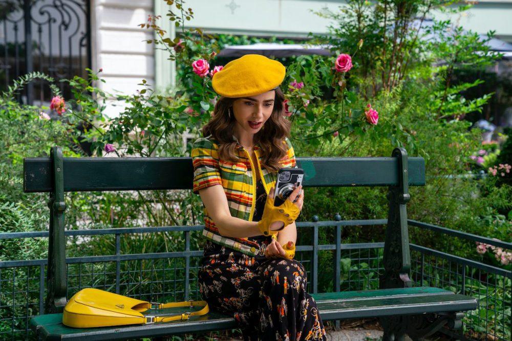 Emily In Paris, segunda temporada, primeiro olhar 3